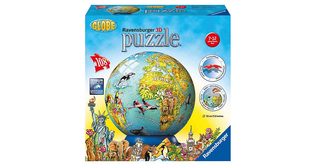 puzzleball® Illustrierte Kindererde 108 Teile
