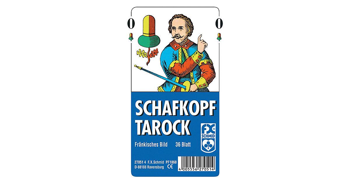 Schafkopf/Tarock, fränkisches Bild