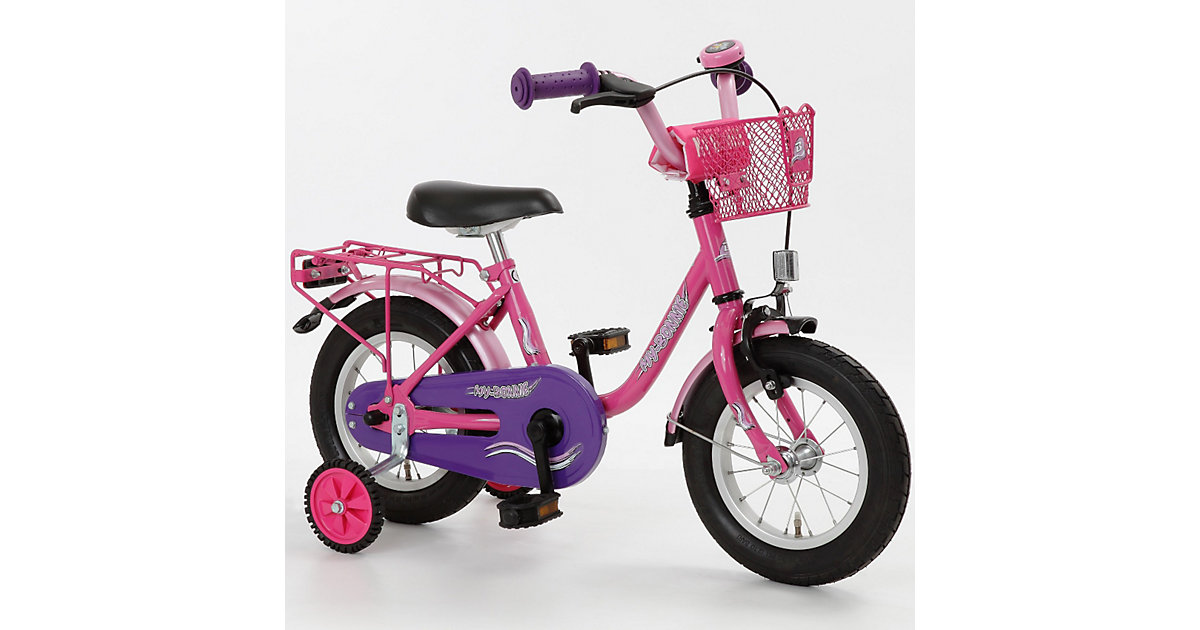 Fahrrad Bonnie 12,5 Zoll pink