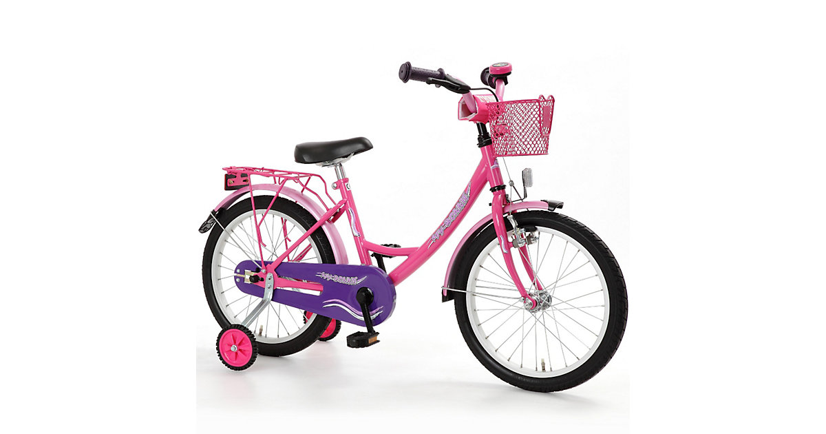 Fahrrad Bonnie 16 Zoll pink