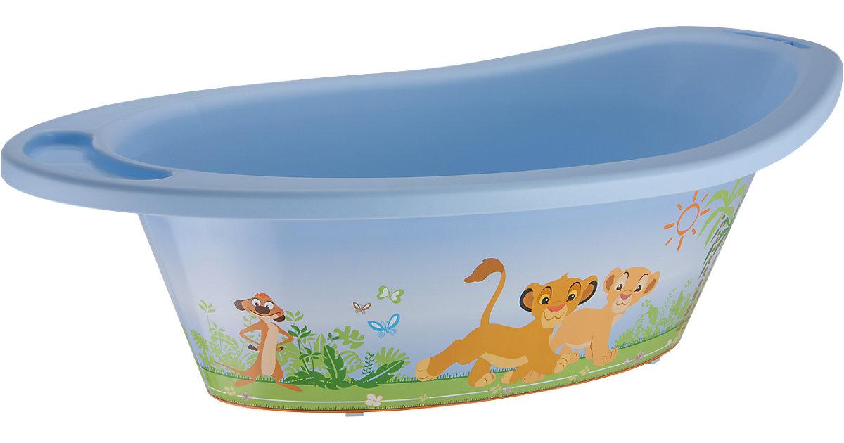Badewanne Style, König der Löwen, hellblau