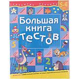 Большая книга тестов (5-6 лет)