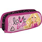Barbie Пенал с двумя отделениями. Размер8 х 21 х 5 см