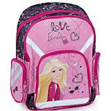 """Ортопедический рюкзак """"Barbie"""" с EVA-спинкой"""