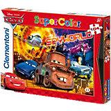 Puzzle 250 Teile - Cars: Spyworld