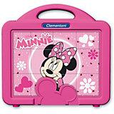 Würfelpuzzle - 12er Minnie Club House