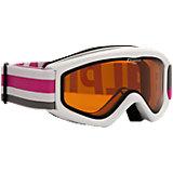 Skibrille Carat D white