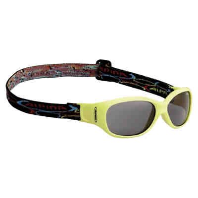 Sonnenbrille Sports Flexxy Kids gelb