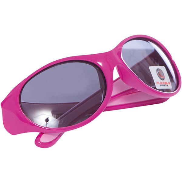 Очки солнцезащитные FLEXXY GIRL, розовые, ALPINA- розовый