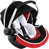 Babyschale Zero Plus Select, red/black, 2016