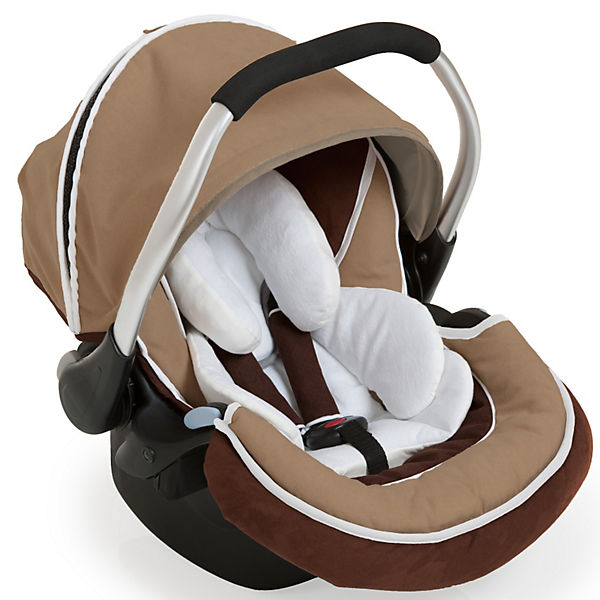 Babyschale Zero Plus Select, brown/beige, 2016