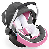 Babyschale Zero Plus Select, pink/grey, 2016