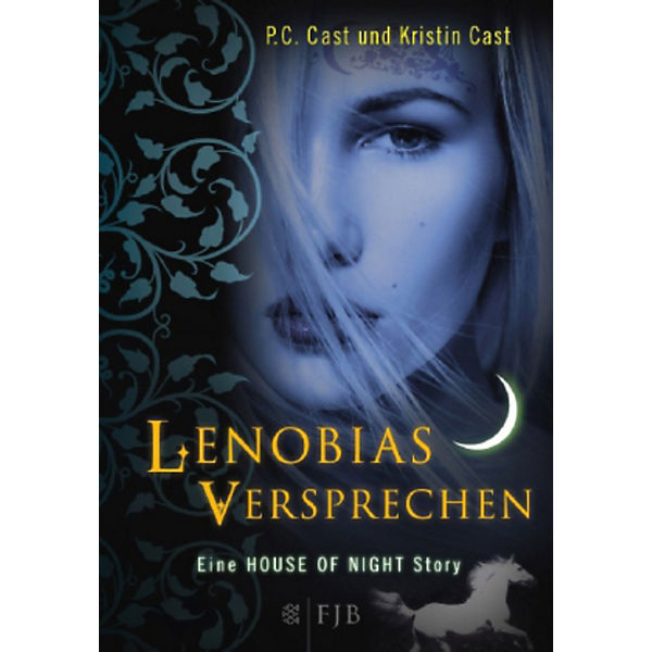 The House of Night 12: Lenobias Versprechen
