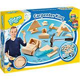 Kreativset Zimmermann Carpenter King