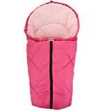 Fußsack Kuschelsäckchen für Babyschale , pink