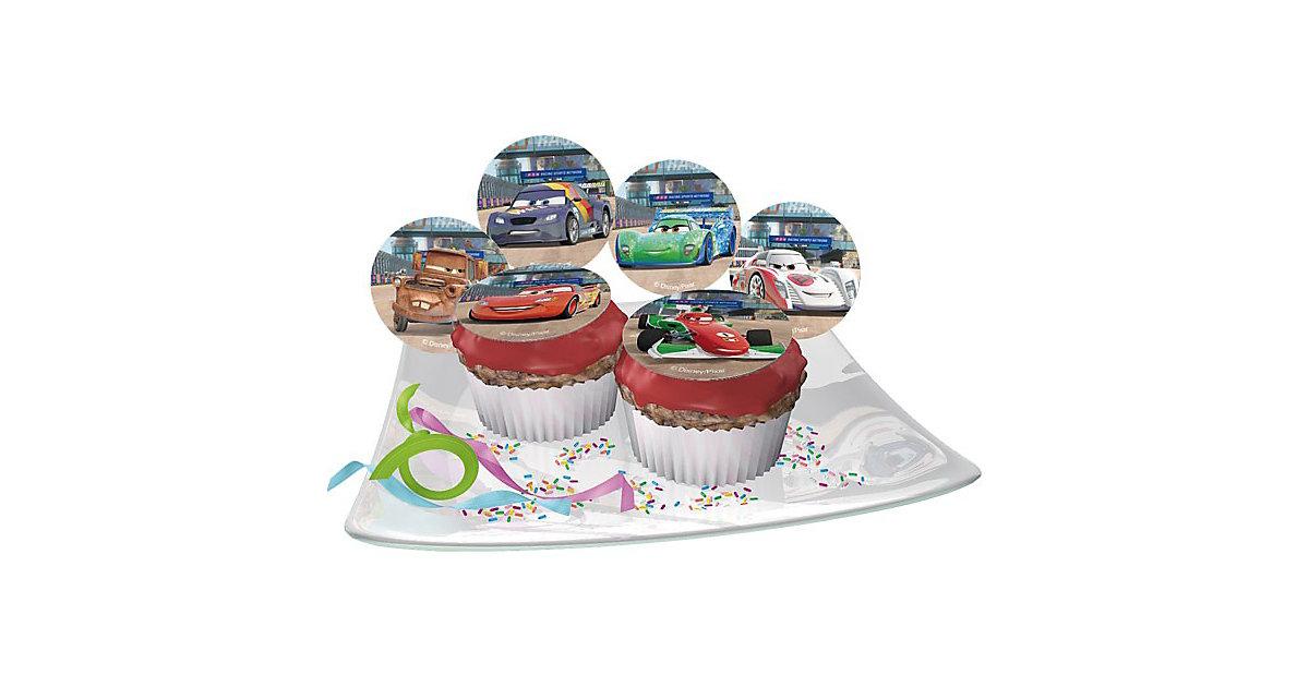 Zucker-Muffinaufleger Disney Cars 12 Stück