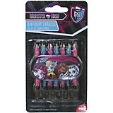 Kuchenkerze Monster High