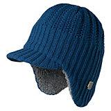 BARTS Mütze VESPER EARFLAP Gr. 53 für Jungen, blau