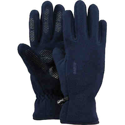 BARTS Kinder Fleece Handschuhe, navy