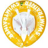 Swimtrainer Надувной круг Classic, желтый