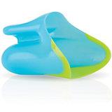 Shampoo Schutz und Spülbecher, blau