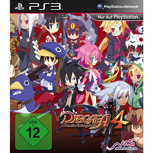 PS3 Disgaea 4 - Relaunch