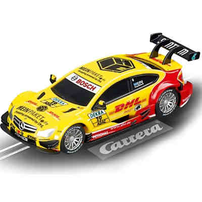 "CARRERA GO!!! 61275 AMG Mercedes C-Coupe DTM ""D. Coulthard, No.19"""