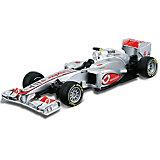 Машина Формула-1 Команда 2012 McLaren металл.,1:32, Bburago
