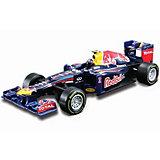 Машина  REDBULL Формула-1 2012,с ИК Пультом, 1:32, Bburago