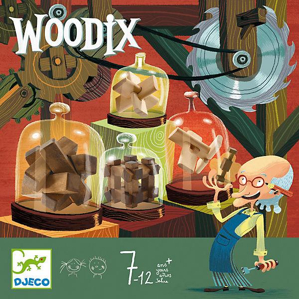 Деревянные головоломки, DJECO