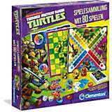 Ninja Turtles - Spielesammlung - 80 Spielvarianten
