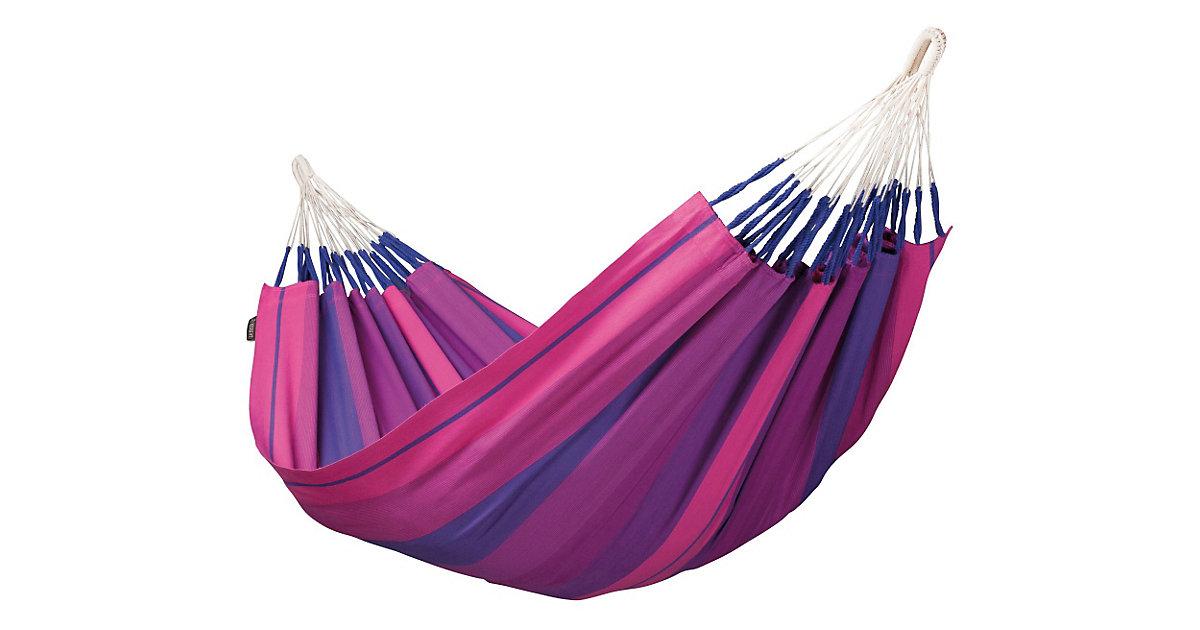 Single-Hängematte ORQUIDEA purple