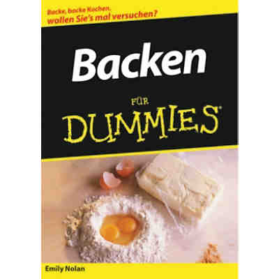 Backen für Dummies