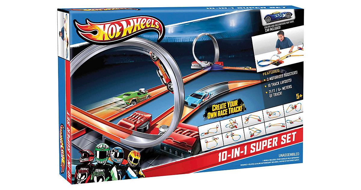 Hot Wheels 10-in-1 Superset
