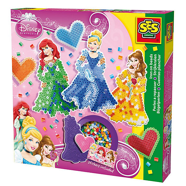 Creative Bügelperlenset Disney Princess