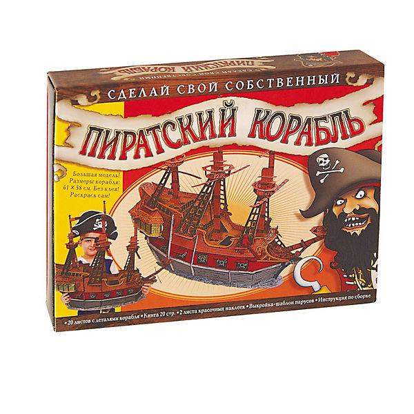 "Набор для творчества ""Пиратский корабль"""