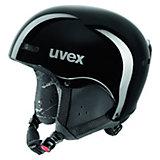 UVEX Skihelm hlmt 5 jr black 52-55