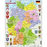 Rahmenpuzzle: Deutschland (politisch) Ausgabe II - 70 Teile