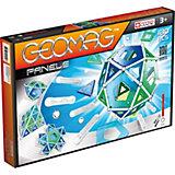 Geomag Panels, 180-tlg.