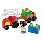 Little People - Traktor & Anhänger
