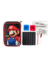 3DS XL Official Essentinal Mario Pack (kompatibel mit NEW 3DS / NEW 3DS XL)