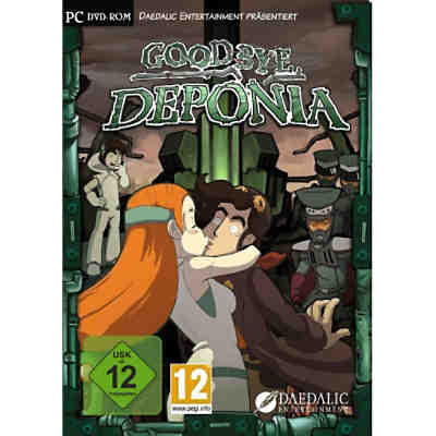 PC Goodbye Deponia