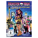 DVD Monster High - Scaris Monsterstadt der Mode