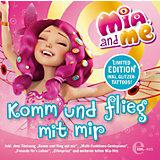 CD Mia and me Liederalbum - Komm und flieg mit mir (12 Songs)
