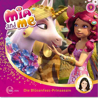 CD Mia and me 9 - Die Blütenfest Prinzessin