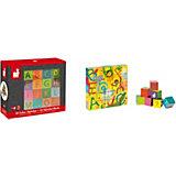 KUBKID Würfelpuzzle 32 Teile - Alphabet