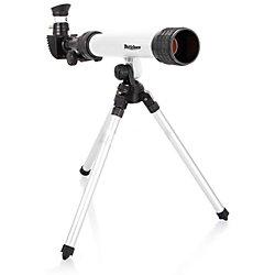 Eastcolight Телескоп (белый) на алюминевом треножнике, с аксессуарами