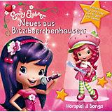CD Emily Erdbeer - Neues aus Bitzibeerchenhausen 9 (+ Songs)