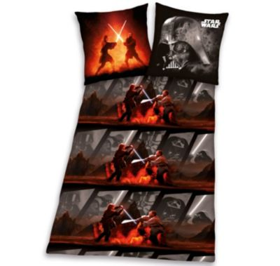 Bettwäsche Star Wars Darth Vader