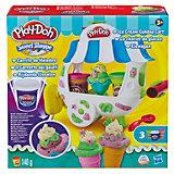 """Игровой набор """"Вагончик мороженого"""", Play-Doh"""